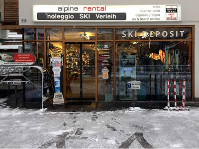 Verleihshop SG Alpine Rental, St. Ulrich in Setilstrasse 5/1 - Via Setil, 5/1