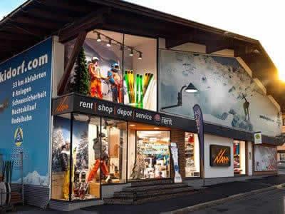Verleihshop Sporthaus Narr, See im Paznaun in Silvrettastrasse 178