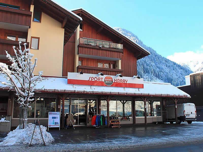 Verleihshop Sport Harry's, St. Gallenkirch in Silvrettastrasse 7