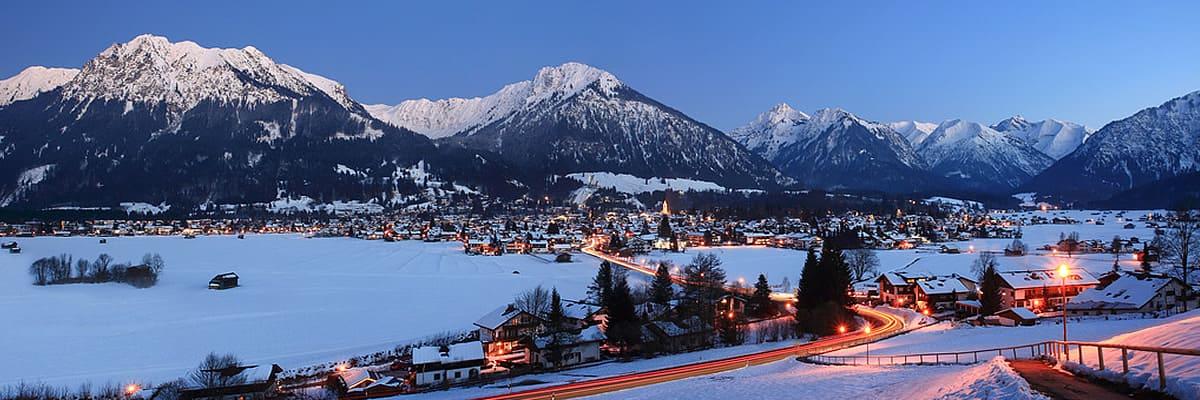 Oberstdorf - Allgäu - Deutschland