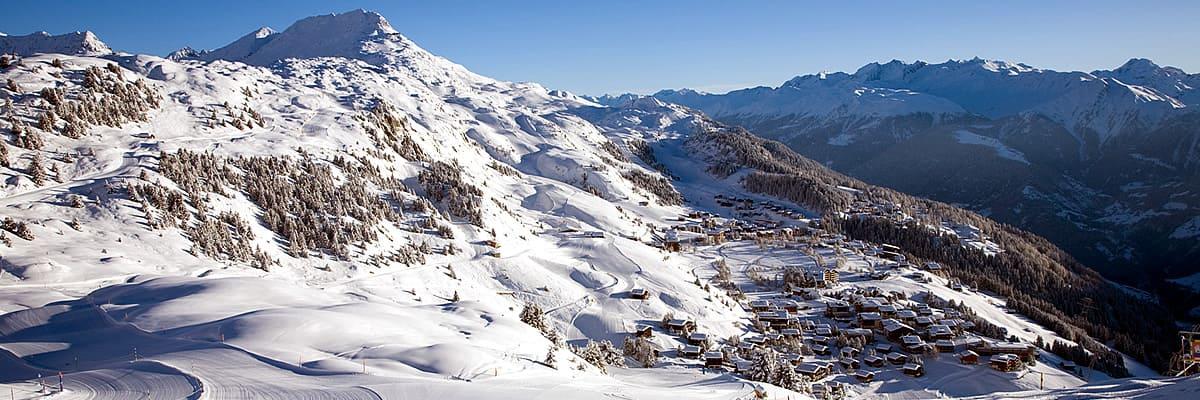 Riederalp - Aletsch Arena - Wallis - Schweiz