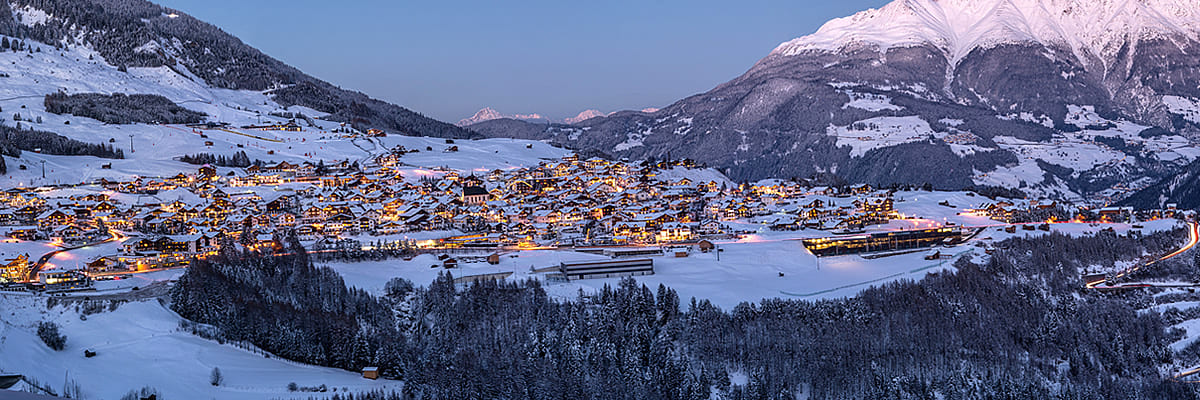 Winter in Serfaus Fiss Ladis
