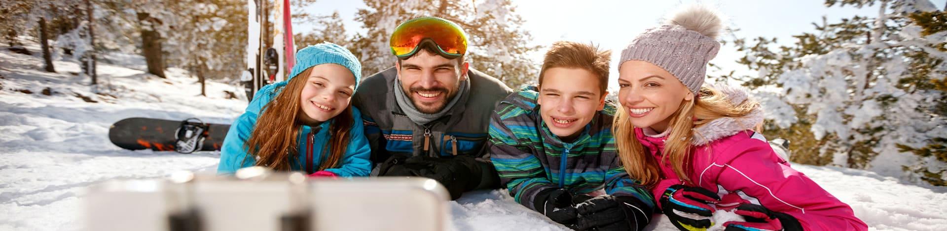 Packliste für Skiurlaub mit Familie