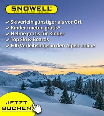 Ihre Vorteile ❄️ Skiverleih online bei SNOWELL