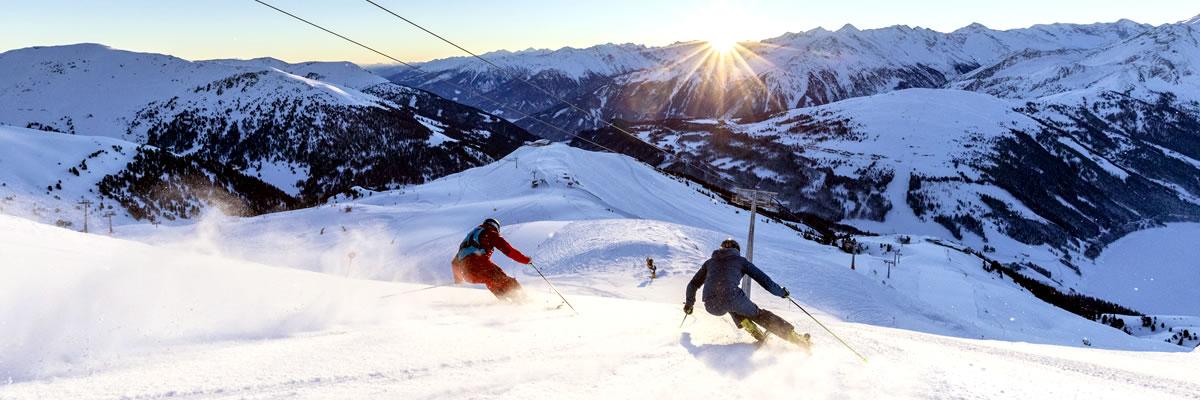 Sicher im Urlaubsort und im Skigebiet