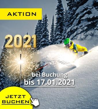 Ein gutes neues Jahr mit SNOWELL ❄️🍾❄️ inklusive gratis Storno und Umbuchung für alle Buchungen im Winter 2021 ❄️🍾❄️ Skiverleih online mit SNOWELL