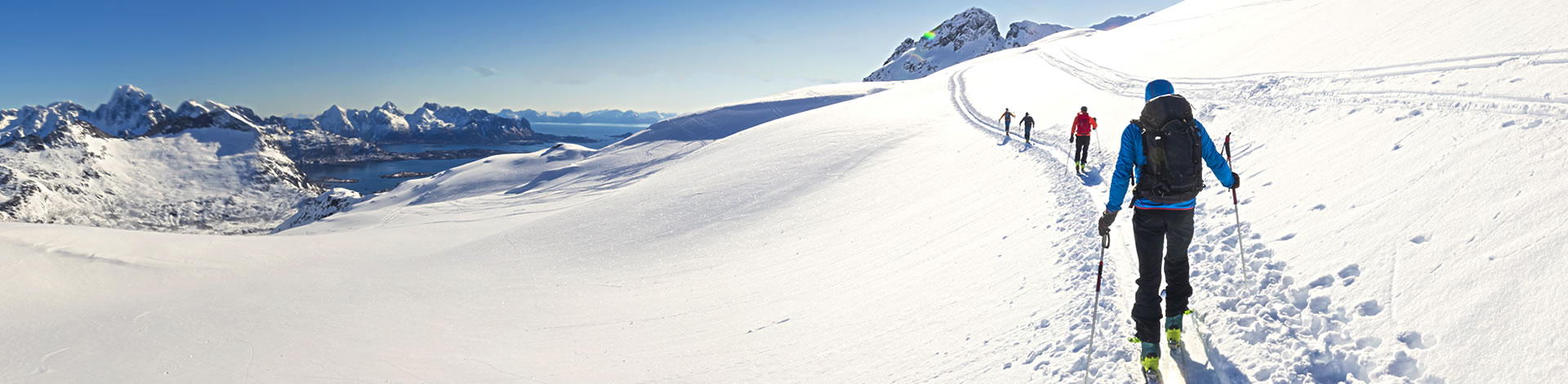 Alternativen zum Skifahren auf der Piste