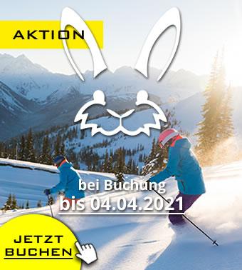 10€ Gutschein zu Ostern ❄️🐰❄️ gratis Storno und Umbuchung für alle Buchungen im Winter 2021 ❄️🐰❄️ Skiverleih online mit SNOWELL