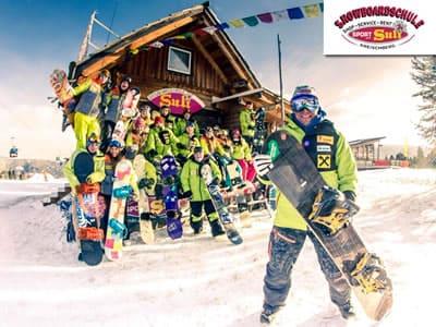 Snowboardschule Suli in St. Georgen/Murau - Kreischberg, St. Lorenzen 31