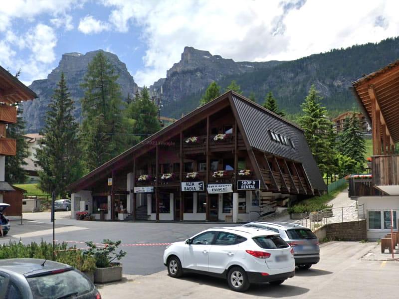 Verleihshop Alta Badia Shop & Rental, Streda Colz 60 in Alta Badia-La Villa/Stern