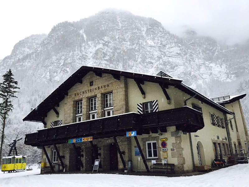 Verleihshop Dachstein Sport Janu, Talstation Krippensteinbahn [Obertraun] in Obertraun/Hallstatt