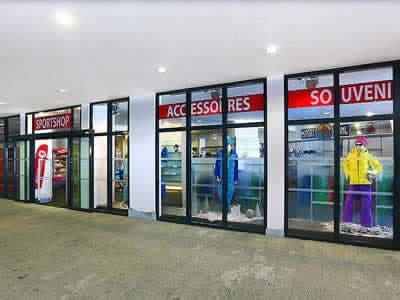 Verleihshop Sport-Shop, Sölden in Tiefenbach Gletscher [Direkt beim Restaurant]