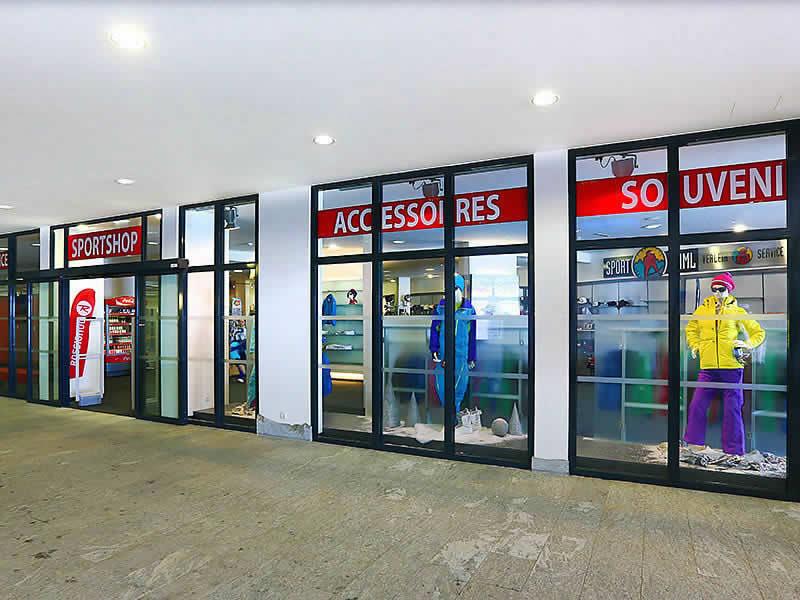 Verleihshop Sport-Shop, Tiefenbach Gletscher [Direkt beim Restaurant] in Sölden