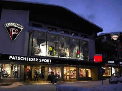 Verleihshop Sport Patscheider, Serfaus in Untere Dorfstrasse 27