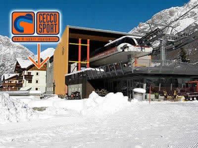Verleihshop Cecco Sport, Bormio in Via Battaglion Morbegno, 26