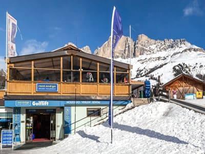 Magasin de location de ski Noleggio Ski Verleih Golflift, Welschnofen à Via Carezza / Karerseestrasse 163/A