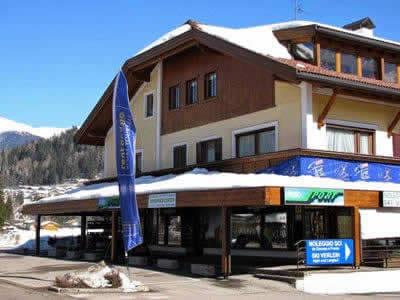 Verleihshop Italo Sport, Toblach in Via Dolomiti, 7