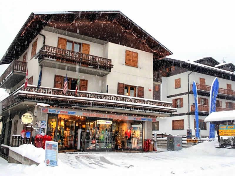 Verleihshop Cecco Sport, Via Funivia, 55 in Bormio